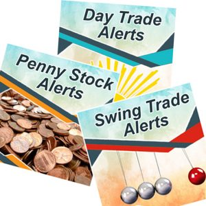 Penny + Swing + Day Trade Alerts