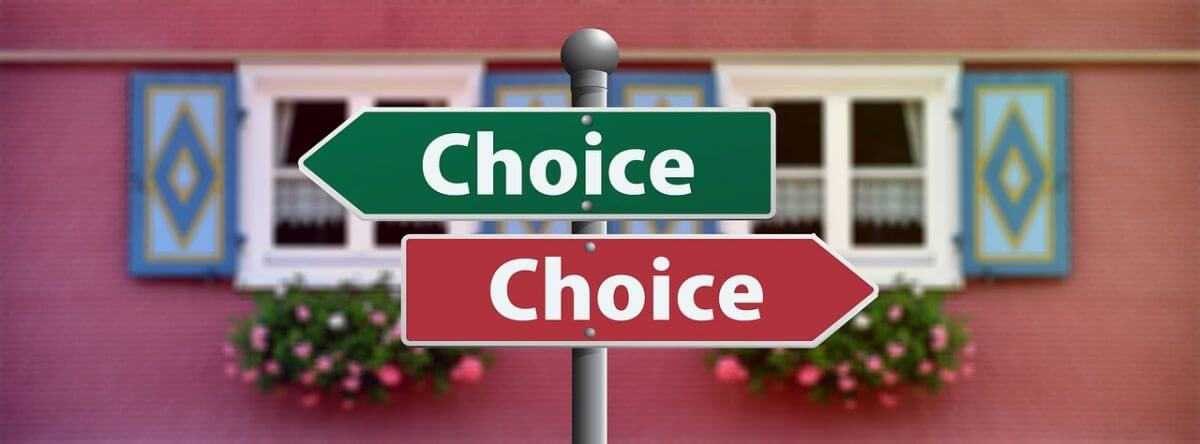 When and When Not to Exercise A Choice Historical