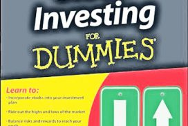 stock market trading for dummies pdf