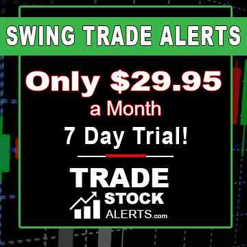 swing trade alerts monthly