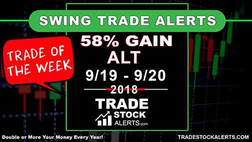 Trade of the Week