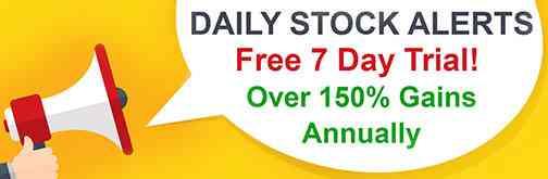 best stock alert service
