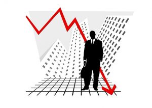 Stock makes a decline