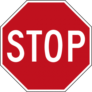 Start Looking for Stop Orders